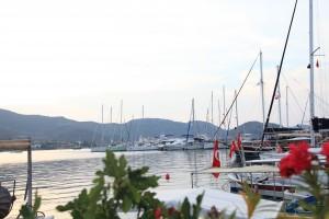 Selimiye Yat limanı