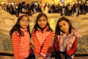 Pıazza dı Spagna - sudan hikayeler