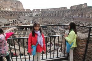 colosseum - sudan hikayeler